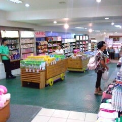 Photo taken at Setiabudi Supermarket by @~$usprih@di on 3/13/2013