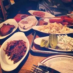 Photo taken at Butcher Bar by dyan L. on 5/13/2013