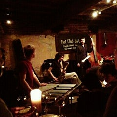 Photo taken at Hot Club de Gand by Djellza T. on 4/7/2013