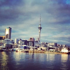 Photo taken at Wynyard Quarter by Eduardo H. on 5/30/2013