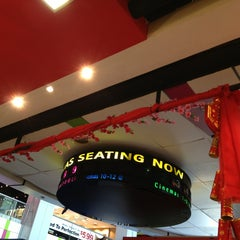 Photo taken at Cathay Cineplex by tazMAYnia on 1/27/2013