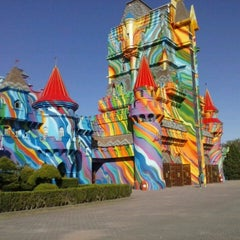 Photo taken at Beto Carrero World by Jaqueline Z. on 4/18/2013