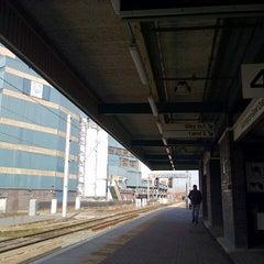 Photo taken at Warrington Bank Quay Railway Station (WBQ) by Rod B. on 2/28/2013