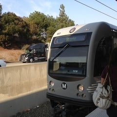 Photo taken at Metro Gold Line - Lake Station by William G. on 10/5/2012