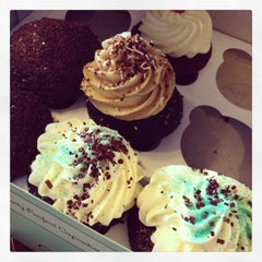 Photo taken at Trophy Cupcakes by Cassius X. on 3/3/2013