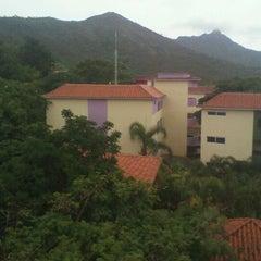 Photo taken at Universidad Arturo Michelena by Manuel G. on 5/3/2013