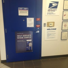 Photo taken at US Post Office by Jeffrey J. on 2/28/2013