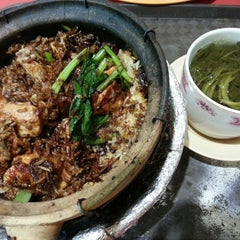 Photo taken at Yuan Yuan Claypot Rice by CheeKien C. on 7/19/2013