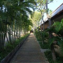 Photo taken at Phuket Kata Resort by Alexander S. on 1/19/2015