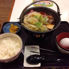 Photo taken at すき家 鹿児島下荒田店 by 123kmorita !. on 12/18/2014