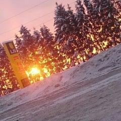 Photo taken at Latvijas Nafta by Elīna Ā. on 1/22/2016