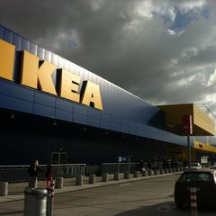 Photo taken at IKEA by Nilgün D. on 2/2/2013