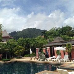 Photo taken at Phuket Kata Resort by Дмитрий С. on 8/11/2013