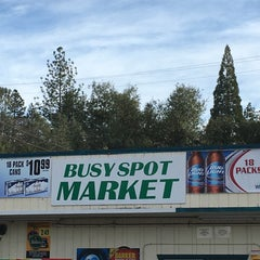 Photo taken at Busy Spot Market by Michael R. on 2/10/2016