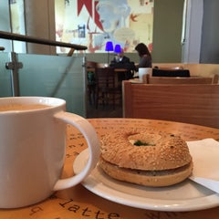Photo taken at Starbucks by Andreas S. on 5/3/2015