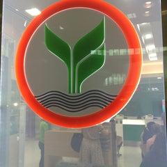 Photo taken at ธนาคารกสิกรไทย สำนักงานใหญ่ (KASIKORNBANK Head Office) by Sucheera A. on 12/27/2012