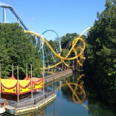 Photo taken at Busch Gardens Williamsburg by Timothy on 7/2/2012
