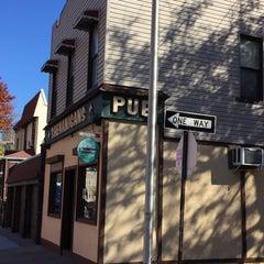 Photo taken at Shenanigans Pub by Nate F. on 11/3/2015