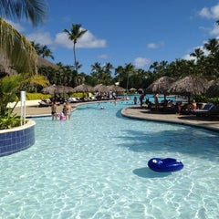 Photo taken at Club Med-pool by Nate F. on 11/22/2012