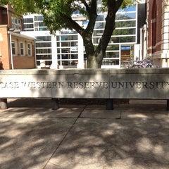 Photo taken at Case Western Reserve University by S S. on 10/6/2013