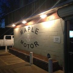 Photo taken at Maple & Motor by Aaron J. on 3/12/2013