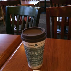 Photo taken at Caribou Coffee by Ryan M. on 12/2/2013