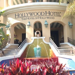 Photo taken at Hollywood Hotel ® by Nood A. on 2/19/2013