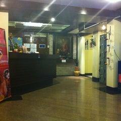 Photo taken at Patong Swiss Hotel Phuket by Сергей Т. on 2/3/2013