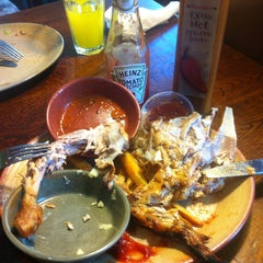 Photo taken at Nando's by Marcus W. on 5/2/2013