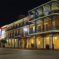 Photo taken at Saint James Hotel New Orleans by roy l. on 8/6/2015