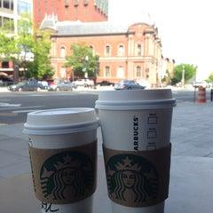 Photo taken at Starbucks by Misty B. on 4/27/2013