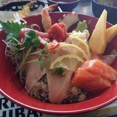 Photo taken at Sushi Toni by Misty B. on 5/24/2014