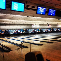 Photo taken at New City Bowl and Batting Cages by Miles S. on 11/1/2013