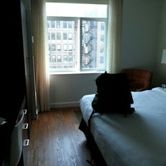 Photo taken at Hotel Indigo New York City - Chelsea by Jason P. on 7/9/2013