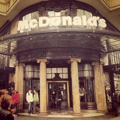 Photo taken at McDonald's by Evgeniya D. on 6/9/2013