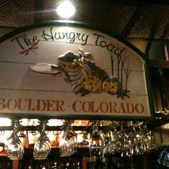 Photo taken at The Hungry Toad by Blue D. on 4/2/2013