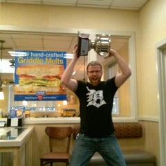 Photo taken at IHOP by Nick D. on 5/23/2013