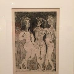 Photo taken at Rahr-West Art Museum by John C. on 7/12/2015