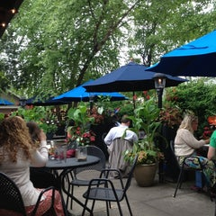 Photo taken at Barcelona Restaurant & Bar by Nancy L. on 8/3/2013