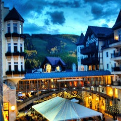 Photo taken at The Arrabelle at Vail Square, A RockResort by PT W. on 9/28/2014