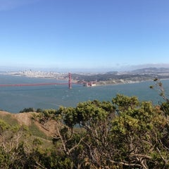 Photo taken at Marin Headlands by Evelyn E. on 5/25/2013
