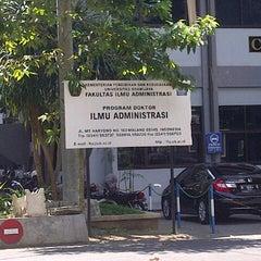 Photo taken at Fakultas Ilmu Administrasi (FIA) by Ribka S. on 5/6/2013