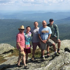 Photo taken at Camel's Hump State Park - Summit by Ryan K. on 8/9/2014