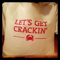 Photo taken at Joe's Crab Shack by Alfonso M. on 10/6/2012