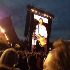 Photo taken at Orange Stage by Michael C. on 7/5/2015