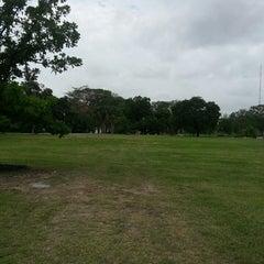 Photo taken at San Pedro Park by Lorena C. on 6/17/2014