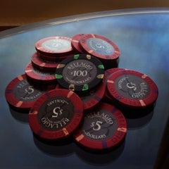 Photo taken at Bellagio Poker Room by 😈 on 6/3/2015