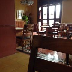 Photo taken at Casa Velarde, Comida y vino by Agenda P. on 9/25/2013