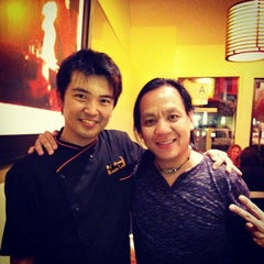 Photo taken at SuperFood Cafe by del on 1/12/2014