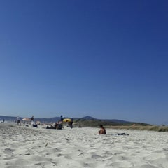 Photo taken at Spiagge Bianche by Fabiano M. on 6/23/2013